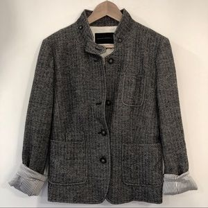 Banana republic blazer. Tweed with great details
